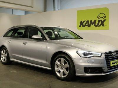 gebraucht Audi A6 Avant 3,0 TDI quattro S-tronic +Bi-Xenon +APS +Leder/Alcantara