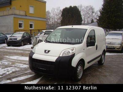 usado Peugeot Bipper 1.2 HDi Avantage + Klimaanlage 2.Hand EFH