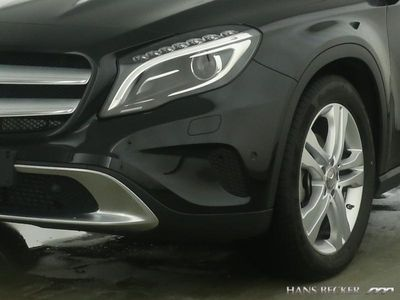 gebraucht Mercedes GLA180 Urban Xenon Garmin Remote TOPZUSTAND