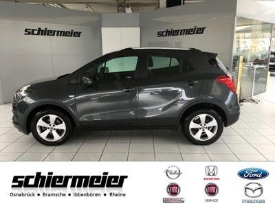 gebraucht Opel Mokka X 1,4l Klimaautom PDCv+h Navi Alu Start/Stop Tempomat
