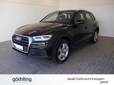 gebraucht Audi Q5 2.0TDI quat S-tro/LED/Navi/19Zoll