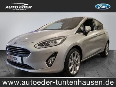 gebraucht Ford Fiesta 1.0 EcoBoost Titanium StartStopp EURO 6d-TE