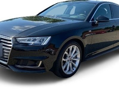 gebraucht Audi A4 A42.0TDI S-tronic sport S-Line Matrix Navi ACC