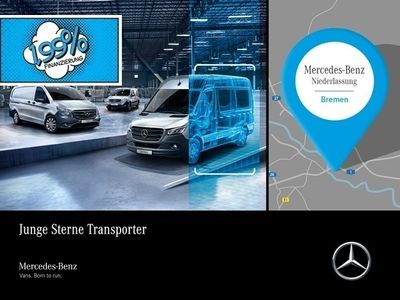 gebraucht Mercedes Vito 116 BlueTEC Kasten Lang