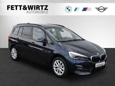 gebraucht BMW 216 Gran Tourer i Sport Line