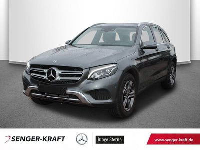 gebraucht Mercedes GLC220 4M LED-HIGHT+NAVI+SITZHEIZUNG+HEAD-UP