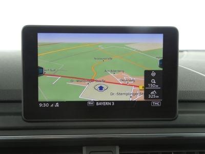 gebraucht Audi A4 Avant 2.0 TDI MMI Navigation|AHK|SHZ|PDC schwarz