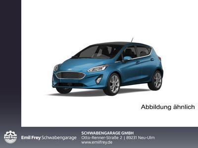 gebraucht Ford Fiesta TITANIUM, 1.0 EcoBoost S&S Aut. 74 kW, 5-türig