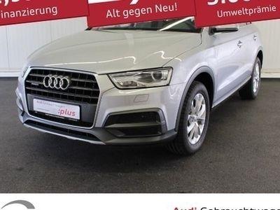 gebraucht Audi Q3 2.0 TDI design
