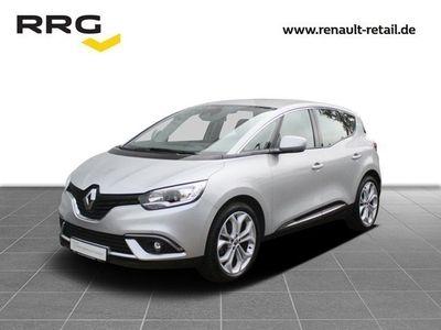 gebraucht Renault Scénic ScenicIV EXPERIENCE dCi 110 EDC Automatik, Blue