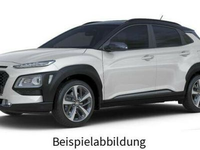 gebraucht Hyundai Kona 1.6D-136 s&s AT Klima Apple/Android alu16 R