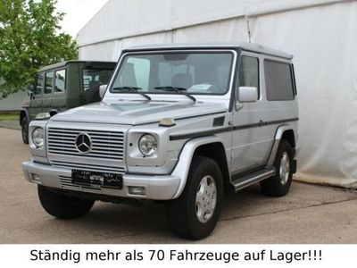 gebraucht Mercedes G320 V6 KURZ GUTER ZUSTAND!!!KEIN ROST!!!