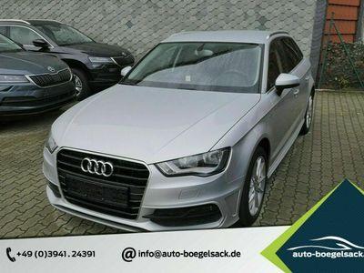 gebraucht Audi A3 Sportback 1.8 TSI DSG Ambiente+S-LINE+1.HAND