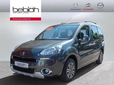 gebraucht Peugeot Partner Tepee 98 VTi Active Klima Kinder-Paket