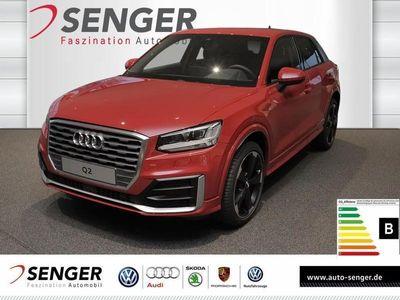 gebraucht Audi Q2 sport 1.6 TDI S line virtuell Tacho Navi APS