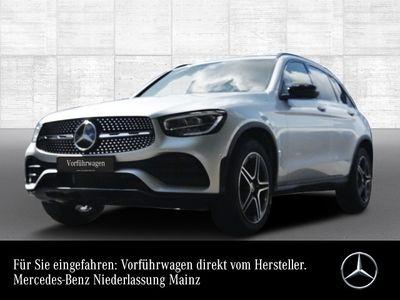 gebraucht Mercedes GLC220 d 4M AMG Line LED Night Kamera PTS 9G Temp
