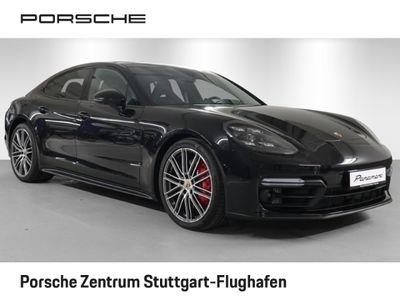gebraucht Porsche Panamera GTS Head-Up LED-Matrix BOSE 21-Zoll