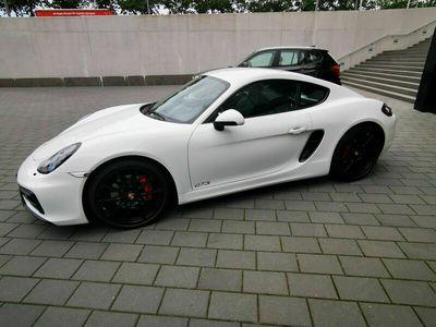 gebraucht Porsche Cayman GTS PDK *6-Zyl.*Sport Chrono*Sportabgas*