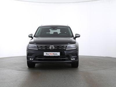 gebraucht VW Tiguan Allspace 2.0 TDI DSG 4MOTION Highline