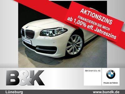 gebraucht BMW 520 d Touring (Navi Xenon Leder Klima)