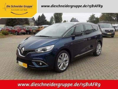 gebraucht Renault Grand Scénic TCe 160 EDC GPF Limited DELUXE