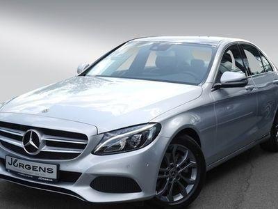 gebraucht Mercedes C200 Avantgarde+Pano.-Dach+LED+Navi+PDC
