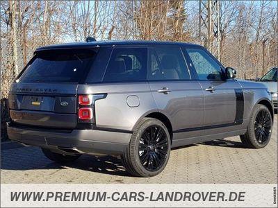gebraucht Land Rover Range Rover Range Rover 3.0 SDV6 Vogue |Berlin