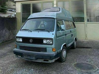 gebraucht VW T3 VWAtlantik Westfalia JX Hochdach Marki...