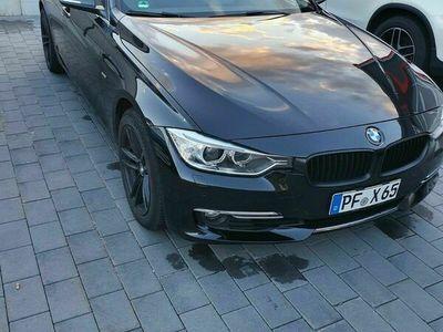 """gebraucht BMW 335 i X-Drive """"luxury"""""""