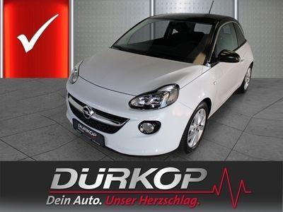 gebraucht Opel Adam Jam 1.2 Klima/CD-Bluetooth/Tempomat/ZV