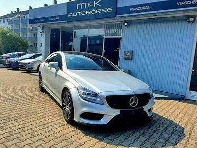 gebraucht Mercedes CLS220 Mercedes-AMG Optik