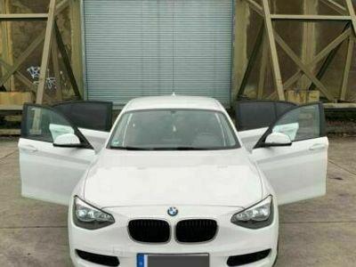 gebraucht BMW 114 d Sport