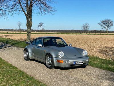 """gebraucht Porsche 964 Turbo """"S"""" WLS X33 ab Werk"""