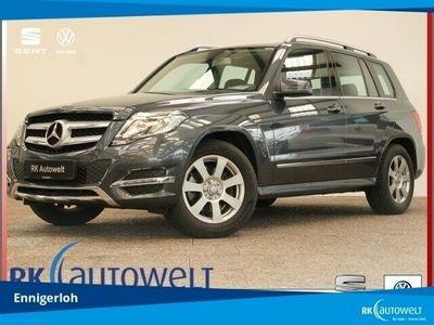gebraucht Mercedes GLK220 CDI BlueEfficiency Klima el. Fenster