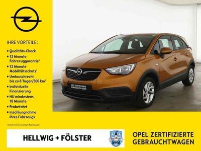 gebraucht Opel Crossland X 1.2 Turbo Edition bei Gebrachtwagen.expert