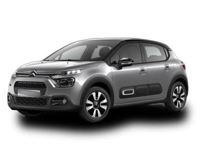 "gebraucht Citroën C3 ""Shine"" (2) AUTOMATIK, Artense-Grau-..."