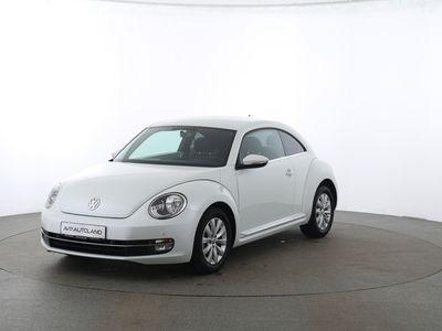 gebraucht VW Beetle Design 1.2 TSI DSG Winter-Paket PDC grau