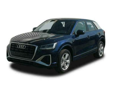 gebraucht Audi Q2 Q235 TFSI S-Line S-Tronic Navi LED SHZ