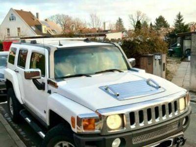 gebraucht Hummer H3 Luxury Executive Leder SHZ Pano