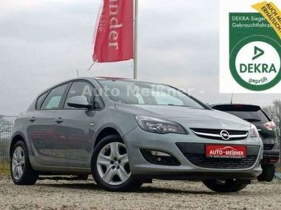 gebraucht Opel Astra Lim. Selection * Sitzh. * PDC * AHK *