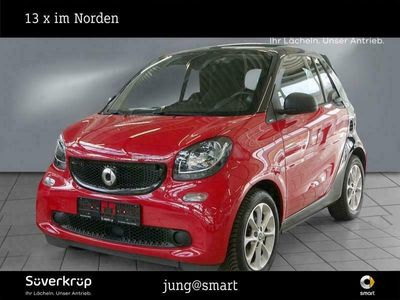 gebraucht Smart ForTwo Electric Drive cabrio 15