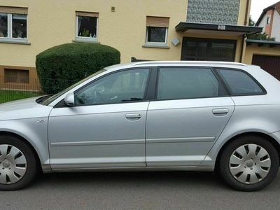 gebraucht Audi A3 Sportsback als Sportwagen/Coupé in Wiesbaden