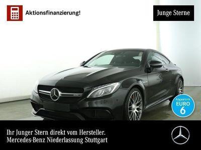 used Mercedes C63 AMG AMG S Cp. PerfAbgas Pano ILS Fahrass+COMAND