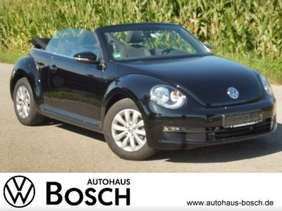 gebraucht VW Beetle Cabriolet 1.2 TSI Tempomat PDC Sitzheizung (Klima