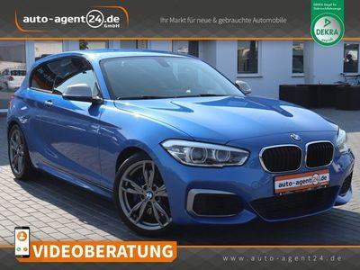 gebraucht BMW M135 Performace Navi/LED/Alcantara/Shadow