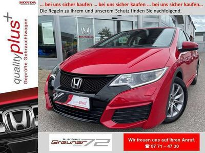 gebraucht Honda Civic 1.4 i-VTEC Comfort, 8-fach bereift, PDC!