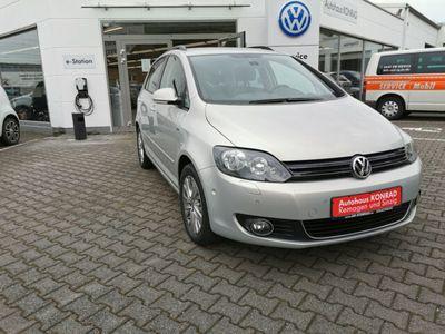gebraucht VW Golf VI Plus Life BMT DSG +NAVI+AHK+GRA+PDC