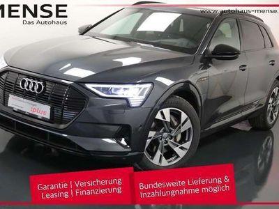 gebraucht Audi E-Tron - 50 advanced S line quattro Pano Navi HUD LED