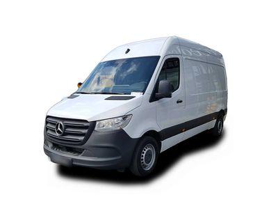 gebraucht Mercedes Sprinter 211/311 CDI 3924 Klima Warmluft 3Sitze