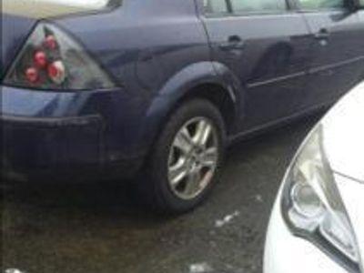 gebraucht Ford Mondeo MK3 B4Y
